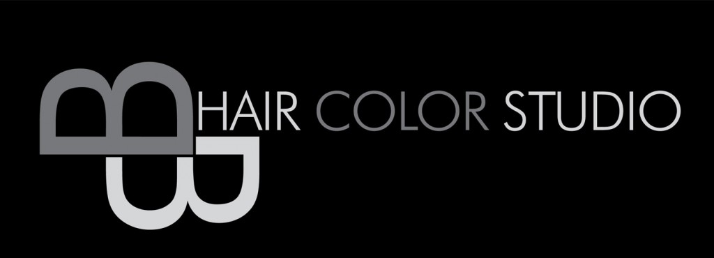 BB Hair Color Studio Logo