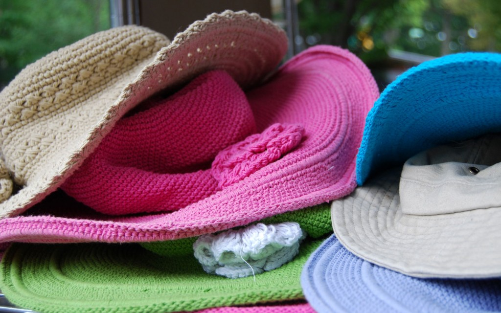 Landau Summer Hats