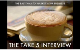Take 5 Interview