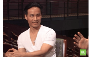 B. D. Wong Interview
